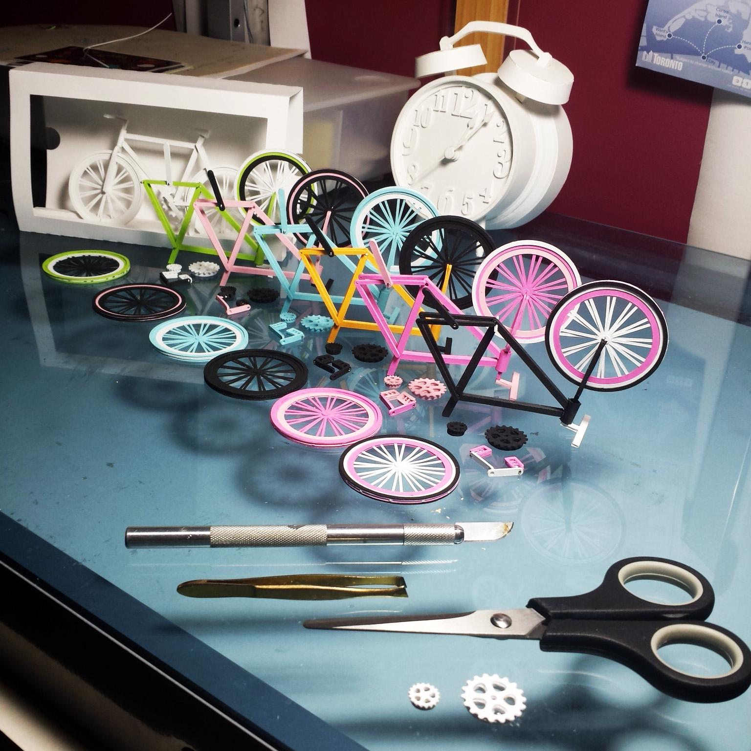 making bikes 2